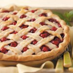 Baking - Fresh Cherry Pie