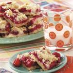 Baking - Raspberry Patch Crumb Bars